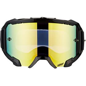 Leatt Velocity 4.5 Iriz Anti Fog Goggles, black/bronz
